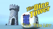 還有數天就2014了,這時正好回顧2013的十大吧! Dice Tower今天就登出了他們三位評論員的十大,我真想全部試玩!!!